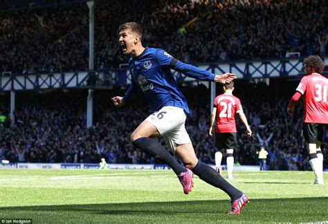 Everton 3 0 Manchester United: James McCarthy, John Stones ...