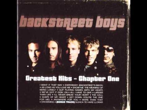 Everybody  Backstreets Back    Backstreet Boys   YouTube