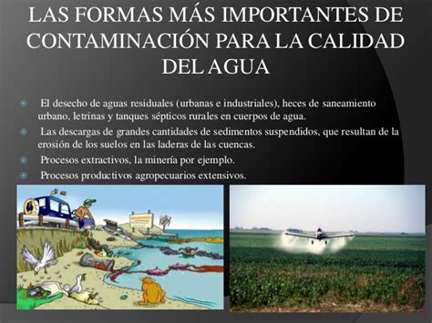 Evitar la contaminacion del agua potable
