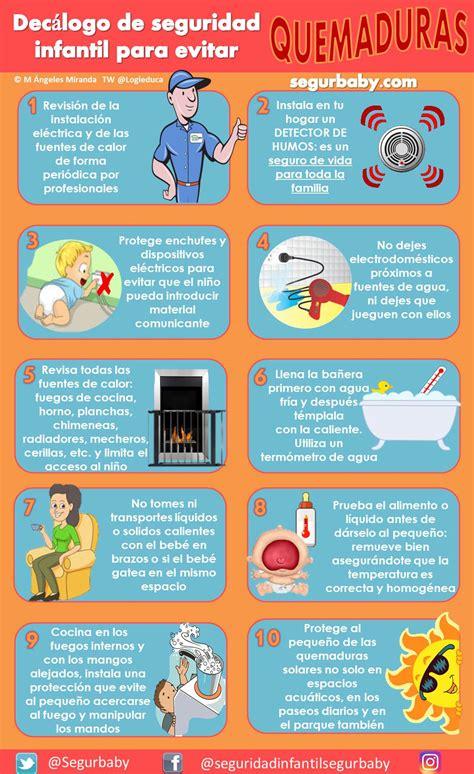 Evitar quemaduras infantiles en el hogar | Segurbaby