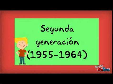 Evolución de la informatica   YouTube