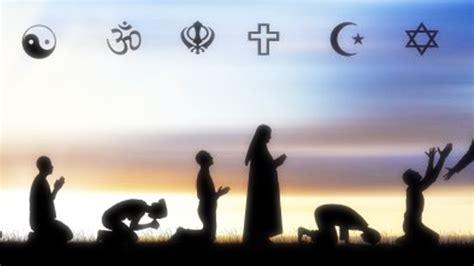 Evolución de las 5 grandes religiones en la historia - YouTube