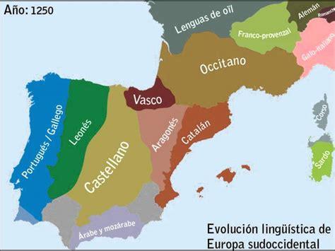 Evolución lingüística de la Península Ibérica   YouTube