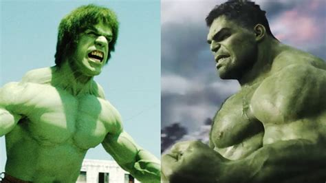 Evolution of Hulk in Movies & TV in 7 Minutes  2017    YouTube