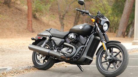 Evolution of the Harley Davidson Street 750 Model