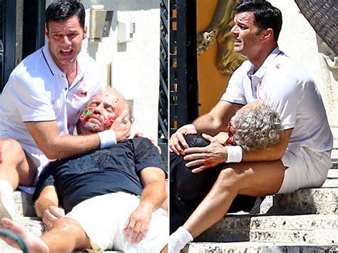 Ex namorado de Gianni Versace critica foto de Ricky Martin ...