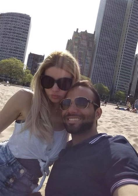 Ex-Trump aide George Papadopoulos, wife: from