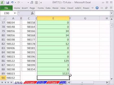 Excel Magic Trick 711: Count Employees in a given County ...