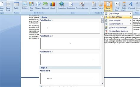 Excel Tips: How to Add APA Page Numbers in Ms Word.