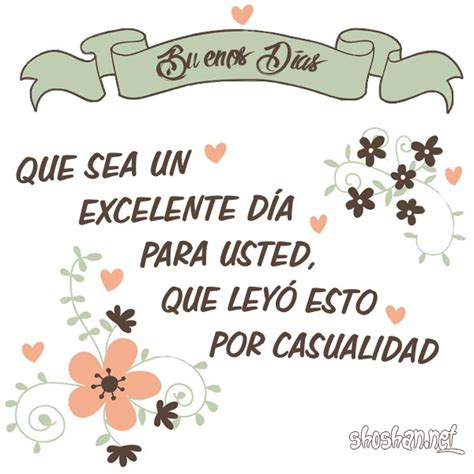 Excelente Dia Frases Pictures to Pin on Pinterest   PinsDaddy