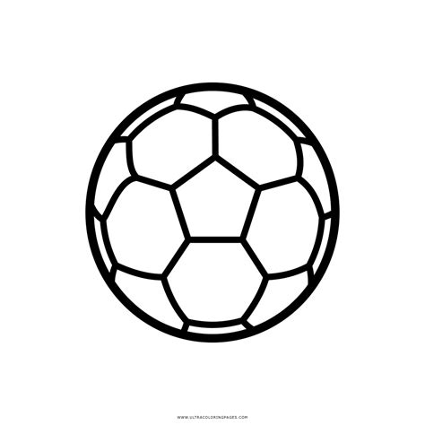 Excepcional Fotos De Balones De Fútbol Para Colorear Foto ...