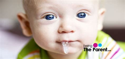 Excessive Drooling In Children – Causes And Prevention ...