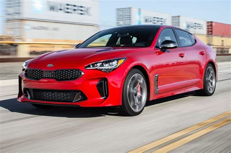 Exclusive 2018 Kia Stinger GT First Test: Well Stung ...