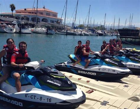 Excursión en moto de agua Oliva