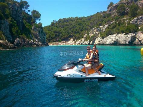 Excursión Moto de Agua Playas Sur Menorca 30 min   Ofertas ...