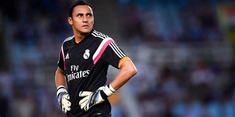 Exigen a Keylor Navas como portero titular del Real Madrid ...
