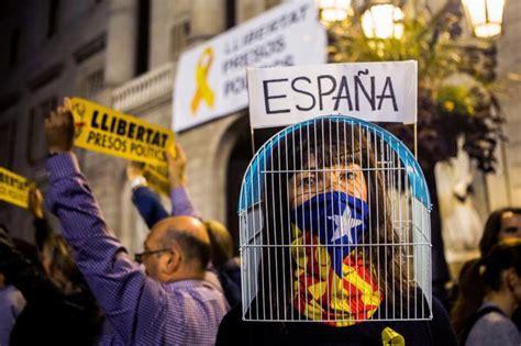 ¿Existen presos políticos en España?   Encuestas   Symmachia