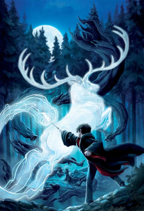 Expecto Patronum Named Best Harry Potter Spell « Fantasy ...
