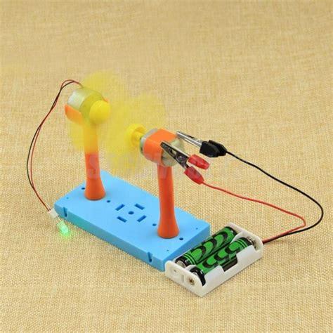 Experimento energía Eólica para niños - C&D Technologia