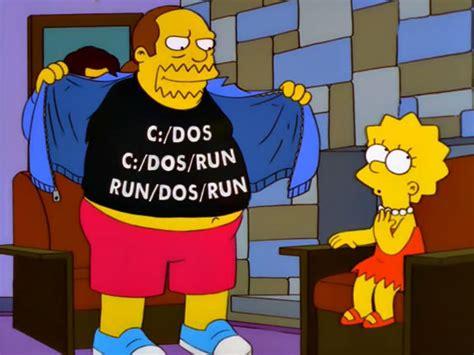 [Explicacion]C:/Dos, C:/Dos/Run, Run/Dos/Run  Simpsons ...