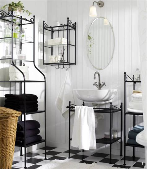 Explorando el catálogo de Ikea: baño Ronnskar