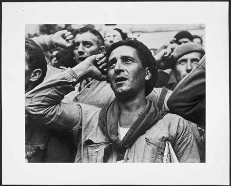 Exposición   Capa: cara a cara. Fotografías de Robert Capa ...