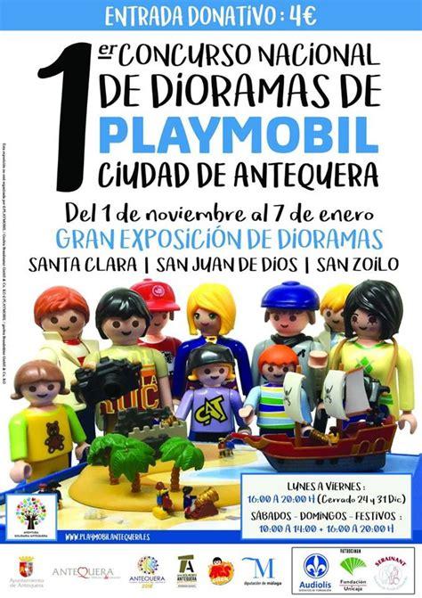 Exposición Playmobil Antequera 2018-2019. Concurso