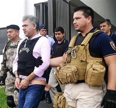 Extraditan al narco brasileño Pavao en un gran operativo ...