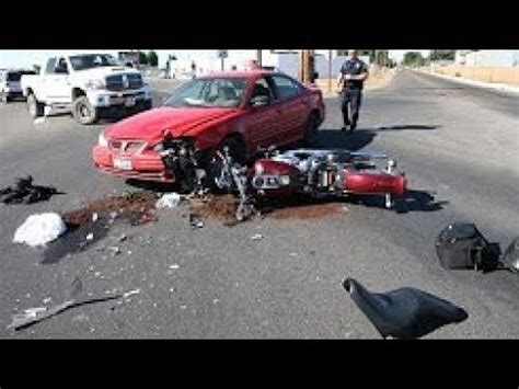 Extreme Motorcycle Accidents Motorbike Deaths Compilation ...