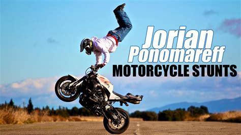 Extreme Motorcycle Stunts Rider   JORIAN PONOMAREFF | Doovi