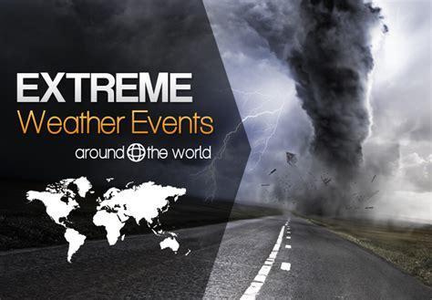 Extreme Weather Events Around the World   Around the world