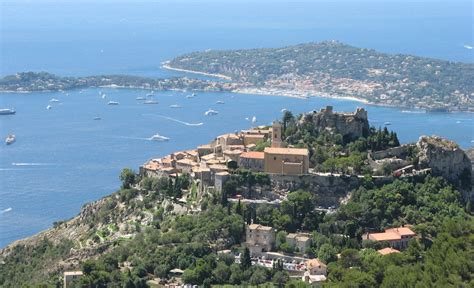 Eze, Costa Azul, Francia. | France