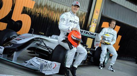 F1 ¿Cómo está el estado de salud de Michael Schumacher ...