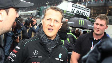 F1 : El estado de salud de Michael Schumacher, asunto privado