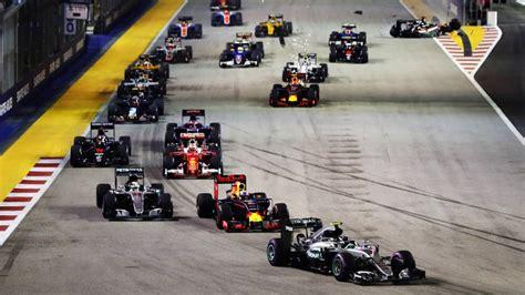 F1 | GP de Singapur: El regreso de Rosberg y Alonso   AS.com