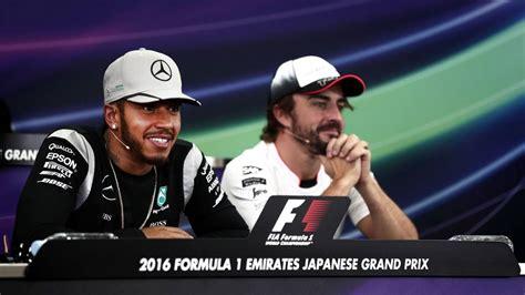F1: ¿Hamilton junto a Alonso? McLaren no descarta nada ...