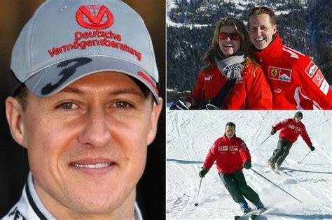 F1 legend Michael Schumacher still can't walk or stand ...