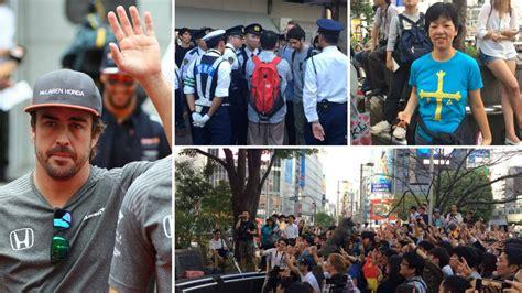 F1 | Locura por Alonso en Tokio   AS.com