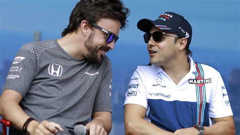 F1 | Massa sobre la posible marcha de Alonso:  Nada es ...
