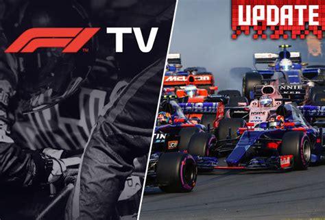 F1 TV 2018: NEW Formula 1 live streaming service news ...