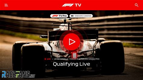 F1 TV full Q&A:  This is new to F1, it s not new to sport ...
