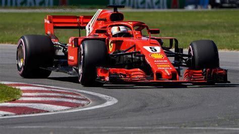 F1: Vettel vuela al liderato y Alonso abandona por segunda ...