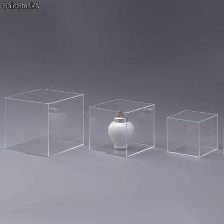 Fabricamos cubos,cajas, pequeños contenedores de ...