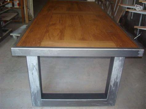 Fabrication de meuble bois et fer Ameublement Lot-et ...