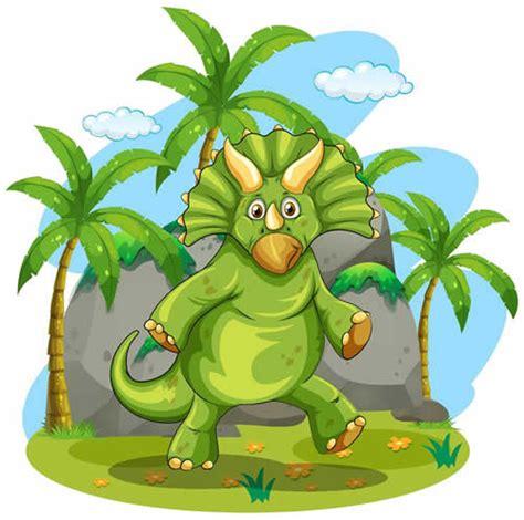 Fábula corta: El dinosaurio torpón | Bosque de Fantasías