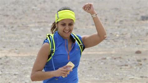 Facebook: Cristina Pedroche y su sesión de running más ...
