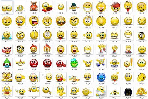 Facebook Emoticons Smileys Free Download: Get Cool Text ...