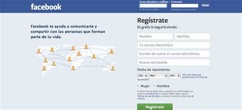 FaceBook en espaã±ol entrar en mi cuenta - Imagui