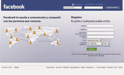 FaceBook en español entrar en mi cuenta - Imagui