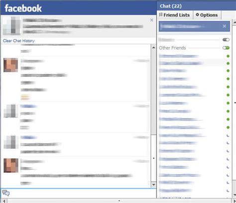 Facebook español: Vuelve a tener el Antiguo Chat de ...